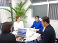 営業(課長候補)/太陽光発電所の開発プロジェクトおよび新規事業の立ち上げに携わります。2