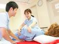 看護助手★未経験スタート約7割/接客やサービス業経験歓迎/有休取得率約8割/国家資格を取得可能!2