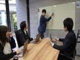 コンサルティング営業 ☆注目の事業領域!急成長中によりコンサルティング事業を強化3