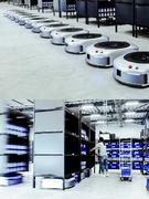 ロボットのメンテナンス<AI物流ロボット国内トップシェア>1
