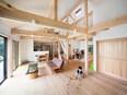 自然素材でつくる家の施工管理◆フレックスタイム制/未経験歓迎!3