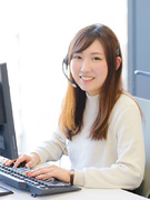 カスタマーサポート★17時まで勤務も可!経験者は月給22万円以上を想定!定着率95%以上!1