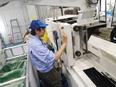 機械オペレーター ◎仕事はシンプル・残業ほぼ無し・冷暖房完備の快適な職場!3