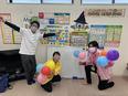子ども英会話教室のPRスタッフ ★先輩たちの手厚いサポートあり 英語力は不問!月収30万円も♪3