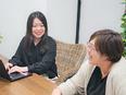 採用担当 ☆営業経験を活かしてキャリアチェンジ 社歴や役職に関係なくチャンスを掴めます。3