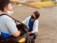 障がい者在宅支援センターの支援員 ☆未経験歓迎で無資格可!月給30万円以上!2