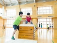 子ども向け体操教室のインストラクター ★未経験歓迎/完全週休2日制/賞与年2回3