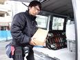 軽貨物の配送スタッフ《完全歩合給制/月収50万円以上も可!》◎設立以来、定着率90%以上/面接1回2