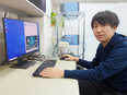 システムエンジニア・プログラマー ☆年間休日122日 ☆100%自社内開発 ☆未経験OK3