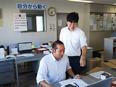 提案営業(新規を積極的に行なっています。)★創業72年の老舗★月給25万円スタート3