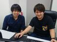 エンジニア ◎ゲーム案件がメインです!|私服OK|100%自社内での開発になります。3
