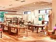 『Ron Herman』のアパレル・雑貨ショップスタッフ(オープニング店&既存店)夏冬に各5日休み2