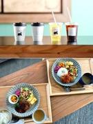 カフェの調理スタッフ◎この夏オープンしたばかりのお洒落なカフェ◎立ち上げメンバーとして活躍できます!1