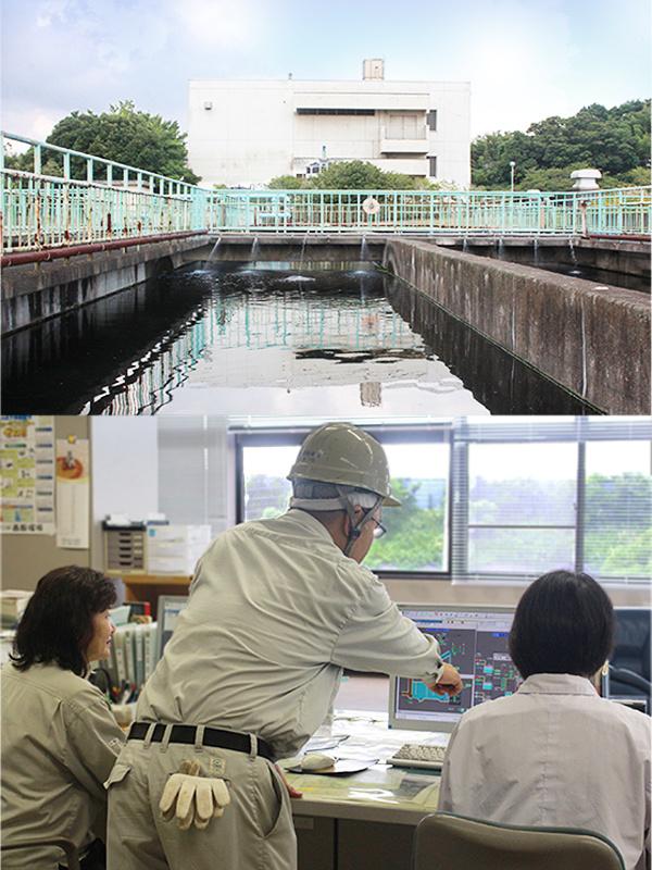 水処理設備の管理スタッフ★創業100年以上の総合水事業会社です。イメージ1