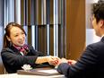 ホテルのフロントスタッフ 11月新店舗リニューアル★ オープニングメンバーを含め20名以上を積極採用3