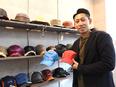帽子の提案営業 ★大手スポーツブランドなどを顧客に持つ総合帽子メーカー/賞与年2回/転勤なし2