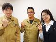 土木施工管理 ■第二新卒歓迎 未経験でも月給34.1万円~スタート 平均勤続18.1年!2