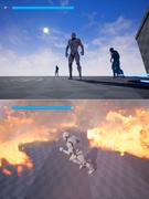 UnrealEngineエンジニア<新規プロジェクトの立ち上げ>★年間休日125日~/10名以上採用1