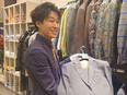 アパレルショップの販売スタッフ(『KENZO』『LONGCHAMP』など)★店長候補3