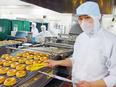 ドーナツ工場の生産管理(未経験OK)★正社員/月10日休み/できたてのドーナツを毎日食べられます!2