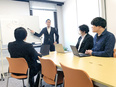 SMSのシステムプランナー<カスタマイズや進捗管理を担当>月給40万円~/完全週休2日/残業少なめ3