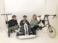 事務スタッフ ◎自転車やセグウェイ、スポーツ・アウトドア用品などに携わる!/残業月平均20時間以下2