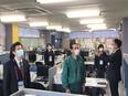 ダスキンサービスの法人営業│営業デビュー応援 ◎福井県から転勤なし3