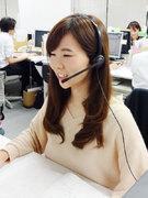お問い合わせ対応スタッフ ★正社員募集/入社2年で月収33万円も!1