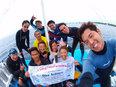遊びが仕事で、仕事が遊び!ダイビングインストラクター ★未経験者歓迎 ★世界中の海に潜る仕事!3