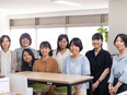 Webエンジニア◆年間休日125日|若い仲間と協力し合いのびのび働けます!2