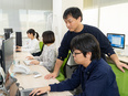 Webエンジニア◆年間休日125日|若い仲間と協力し合いのびのび働けます!3