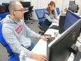 事務スタッフ ◎自社サイトへの入力作業/残業月15時間程度/年間休日120日3