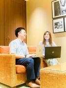 営業(既存顧客とスタッフのフォロー)◆大手企業と安定取引◆年間休日122日◆残業月平均10時間!1