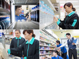 <ブランクOK>コンビニの店舗スタッフ ◆転職回数の多い方など歓迎│年間休日120日│正社員登用あり2