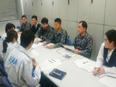 宇宙海洋政策室部員 ◎防衛省が新たに立ち上げた部署で活躍します。3