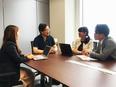 SE(顧客提案や設計など、上流工程を担当)◆プライム案件8割◆100%自社内開発◆残業月20H以下3
