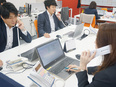 Webサービスの営業 ★入社半年で月収35万円の社員が多数|平均年収550万円3