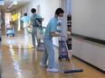 清掃スタッフ◎未経験歓迎/資格取得支援あり/感染対策も安心/今からのスタートでも遅くありません!2
