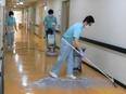 清掃管理責任者◎資格取得支援制度あり/感染対策も安心/定年後も長く働ける環境が整っています!3