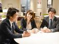 不動産営業 ★90%以上が未経験!※10月より経営統合し、新体制での増員募集!2