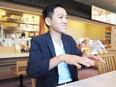 上場外食チェーンの店長候補◎社宅有(引越し・初期費用100%負担+家賃50%補助!)賞与3.5ヵ月!2
