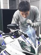 バイクの検査スタッフ<国内最大規模のオークション会場で働けます!>◎年間休日130日!1