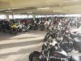 バイクの検査スタッフ<国内最大規模のオークション会場で働けます!>◎年間休日130日!2