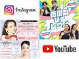 InstagramやYouTubeなどの企画運用|クリニックプロモーションプランナー|原則定時退社3