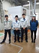 機械加工スタッフ ★産業用ロボットや織機などに使われる金属部品の加工 ※工場見学、実施します。1