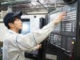 機械加工スタッフ ★産業用ロボットや織機などに使われる金属部品の加工 ※工場見学、実施します。2
