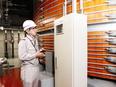 設備管理員(未経験歓迎/東京ガスグループで経営安定/国家資格をとって手に職/有給取得を推進)2