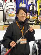 ゴルフショップの販売スタッフ ★年間休日105日!店舗の異動ナシ。フラットな人間関係が魅力です!1