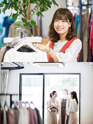 アパレル販売スタッフ ★ファッション業界で生きていく、そんな想いを応援します。1