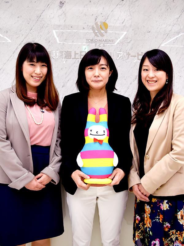事務スタッフ【残業ほぼナシ+土日祝は休み】スキルUPをするなら、東京海上グループで!イメージ1